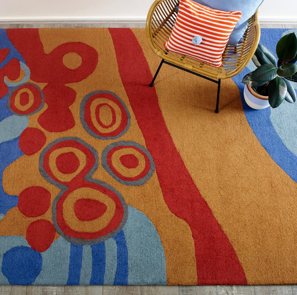 Indigenous Collections - The Rug Collection
