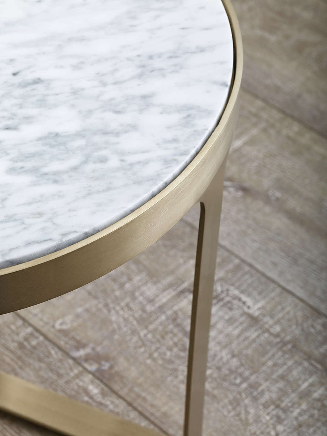 Julius Marble Tables The Rug Collection