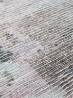 Lugano Multi coloured handknot rug collection detail image