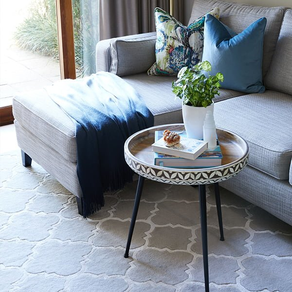 Interview with Smartspace Interiors Designer Anoushka and The Rug Collection