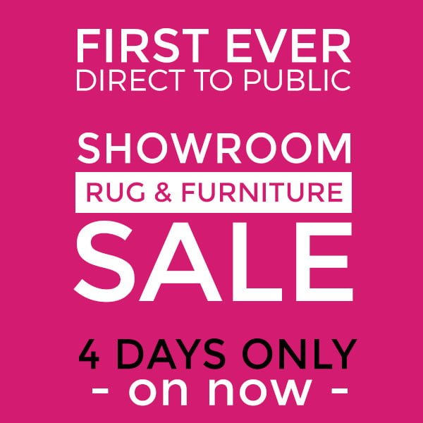showroom sale on now