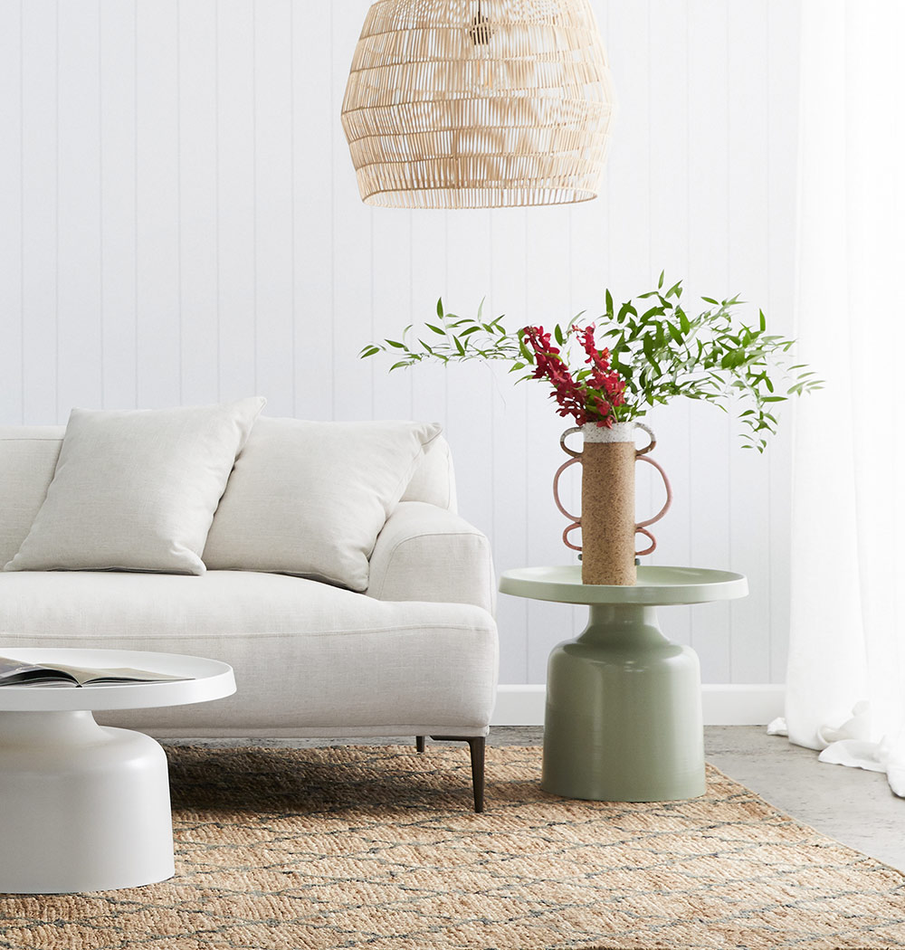 Find a stockists of The Rug Collection and Tallira furniture